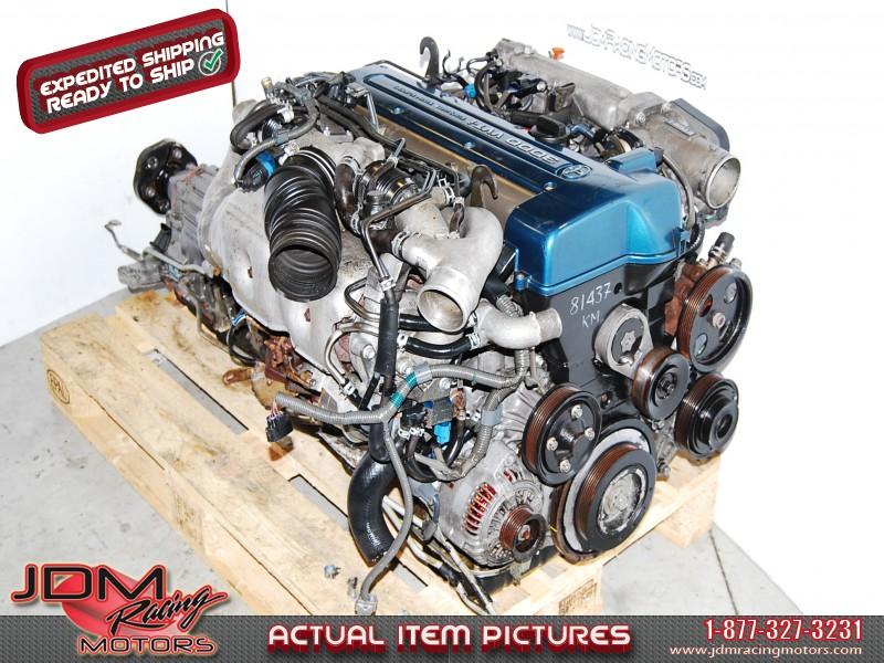 JDM 2JZ GTE VVTi Twin Turbo Engine, JZS160 Aristo, Lexus Motor