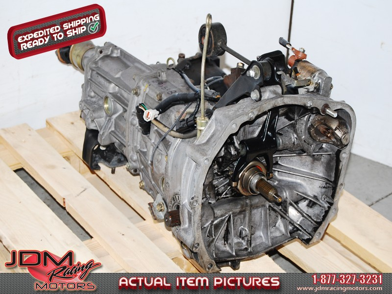 JDM Subaru WRX 2002-2004 5-Speed Manual Transmission & Matching Diff
