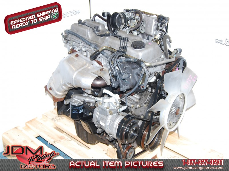 Toyota Tacoma 3rz Fe Motors Jdm Engines Jdm Racing Motors