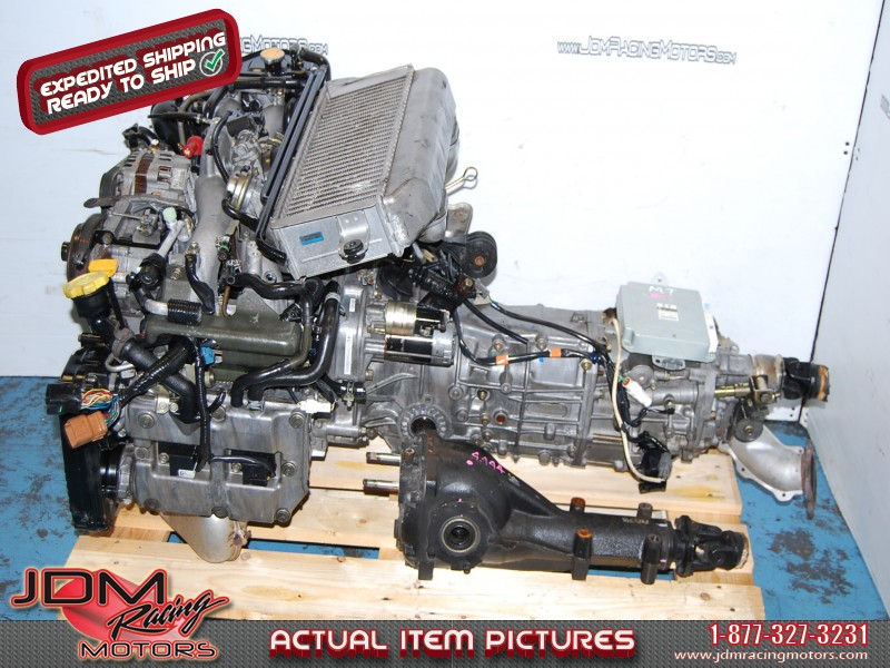 ID 1806 | EJ205 Motors Impreza WRX | Subaru | JDM Engines ...