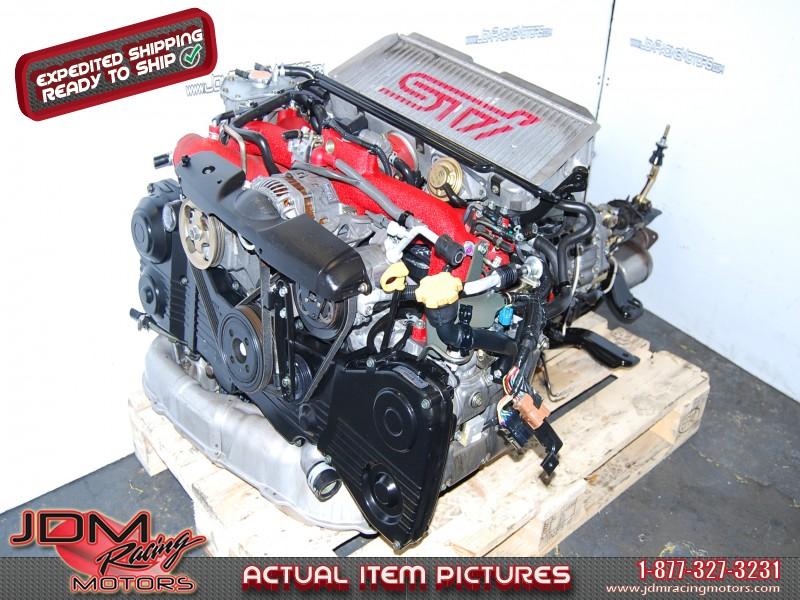ID 1844 | JDM EJ207 STi Motors | Subaru | JDM Engines