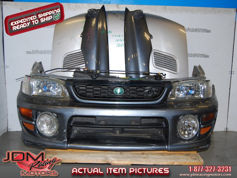 JDM Subaru Impreza GC8 Ver 5/6 nose cut conversion,