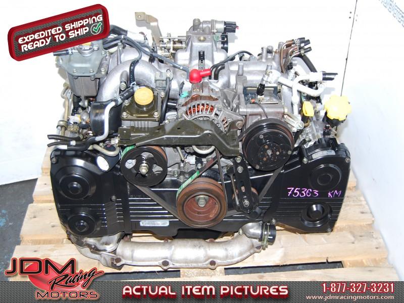 Subaru WRX EJ20 Turbo, EJ205 LONG BLOCK NON AVCS WITH TD04