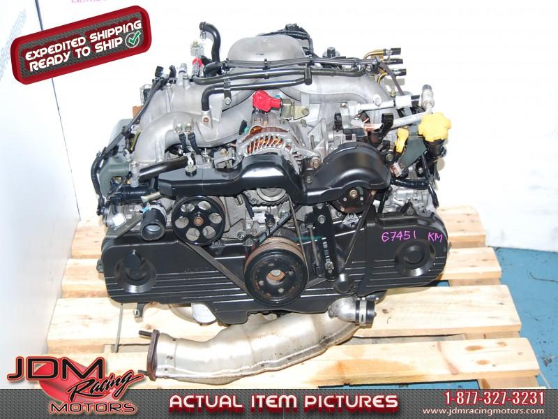 Subaru Impreza RS 2005 EJ253 Engine, EJ25 SOHC