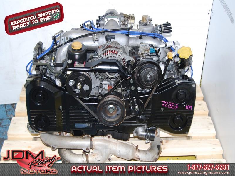 Used Subaru Legacy, Forester 1996-1999 EJ25 DOHC Twin Cam Motor