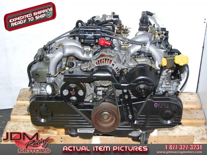 Used Subaru EJ201 SOHC Replacement Engine for EJ251