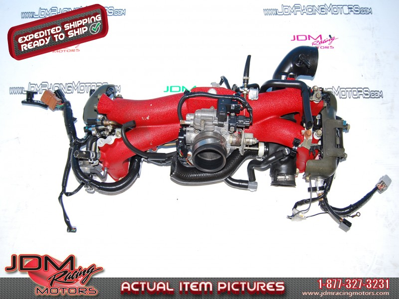 Subaru Jdm Ej207 Sti Motors Jdm Engines