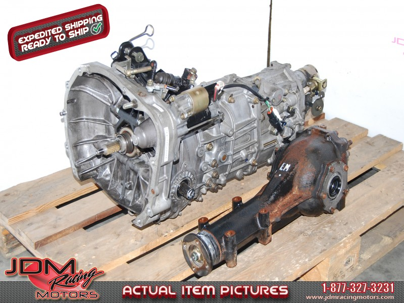 Chevy 5 speed manual transmission 4x4-8297
