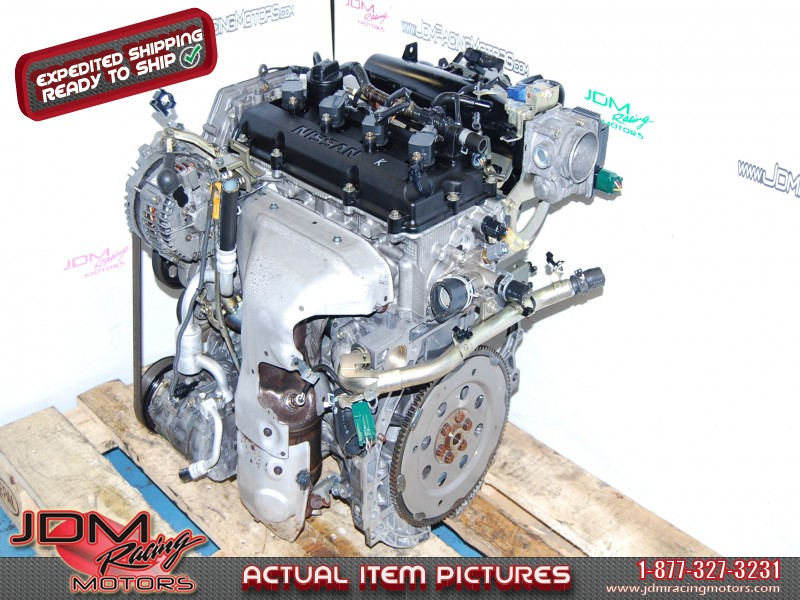 Id 2066 Altima Qr25 And Qr20 Motors Nissan Jdm