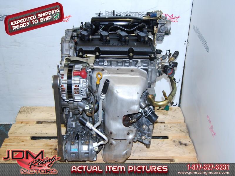Id 2068 Altima Qr25 And Qr20 Motors Nissan Jdm