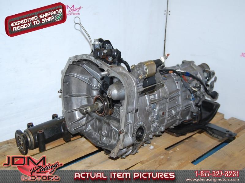 JDM Subaru WRX 2006-2007 TY754VB7AA 5-Speed MT & LSD 4 444 R160 Differential