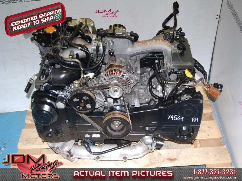 Id 2105 Ej205 Motors Impreza Wrx Subaru Jdm Engines