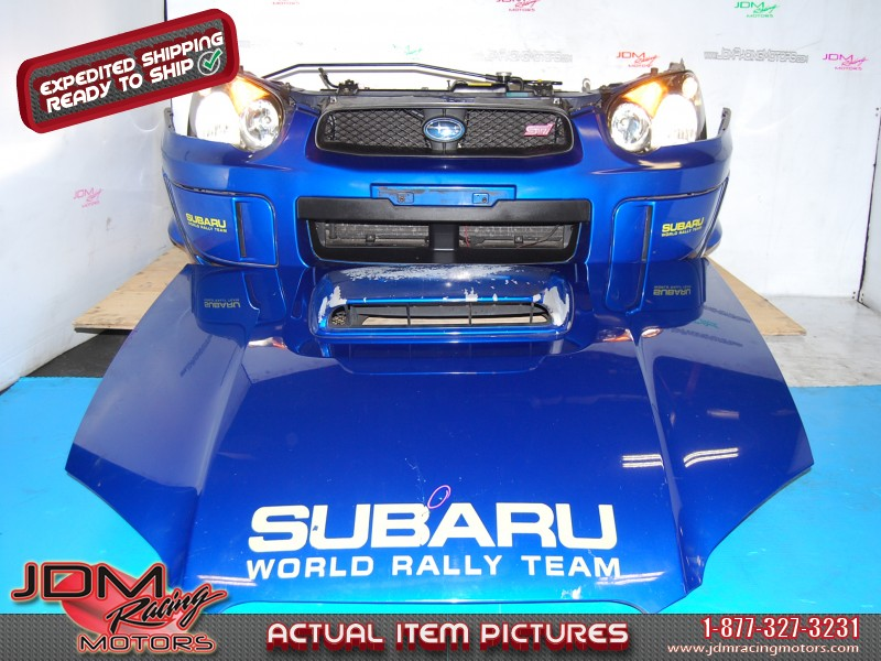 ID 2120 | STI, WRX, Legacy, Forester Grilles, Body Parts and Nose ...