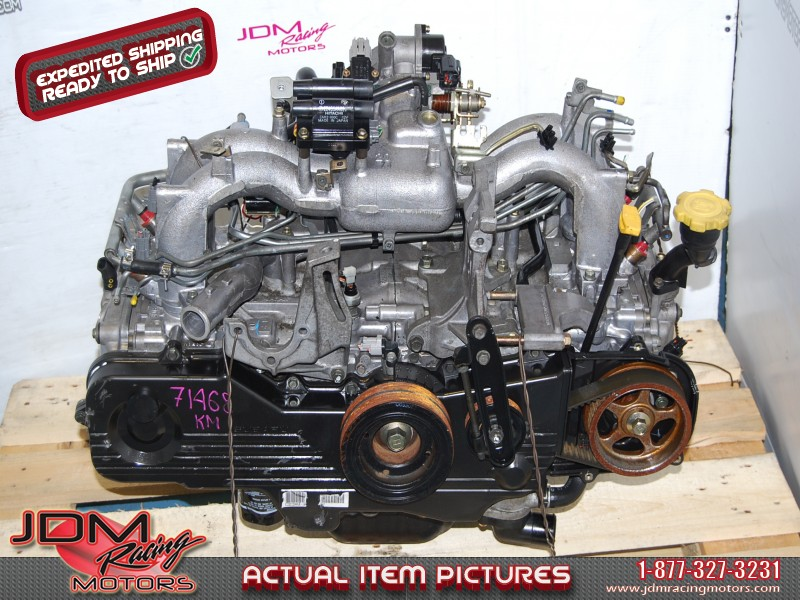 Subaru Impreza, Forester, Legacy, Outback EJ20 Engine Replacement for  EJ251/52/53