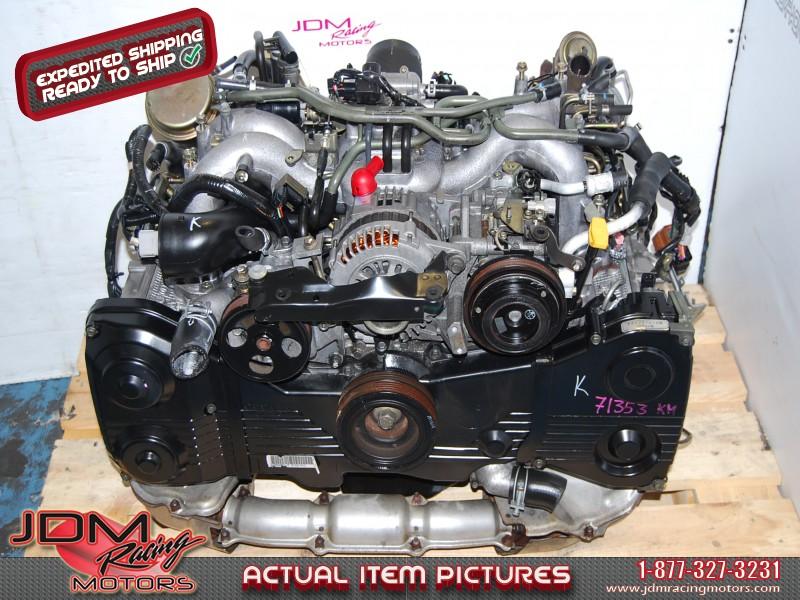 Subaru Legacy GTB BH5 EJ206DXEBE Engine, EJ206 Twin Turbo Motor