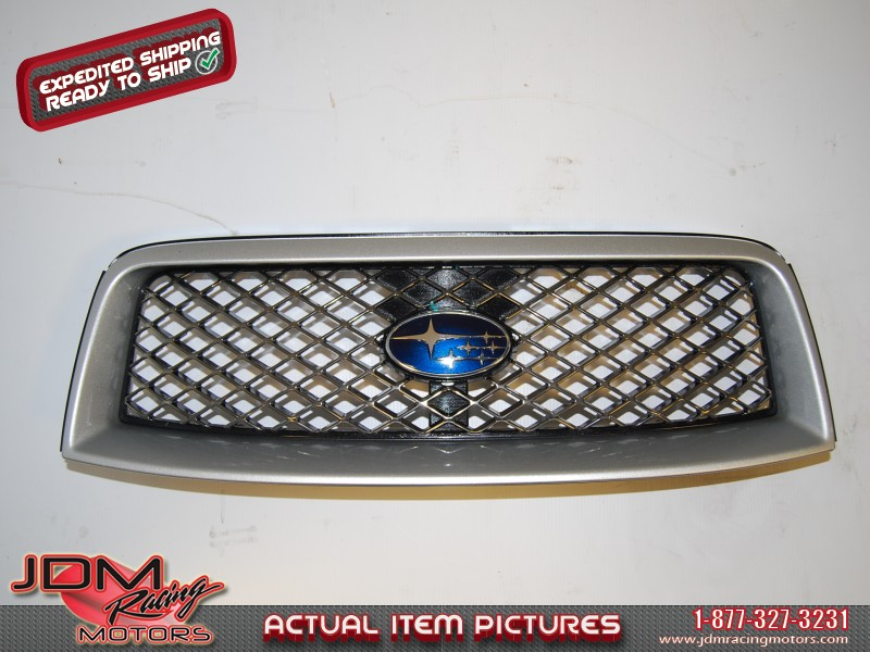 Id 2552 Sti Wrx Legacy Forester Grilles Body Parts And Nose