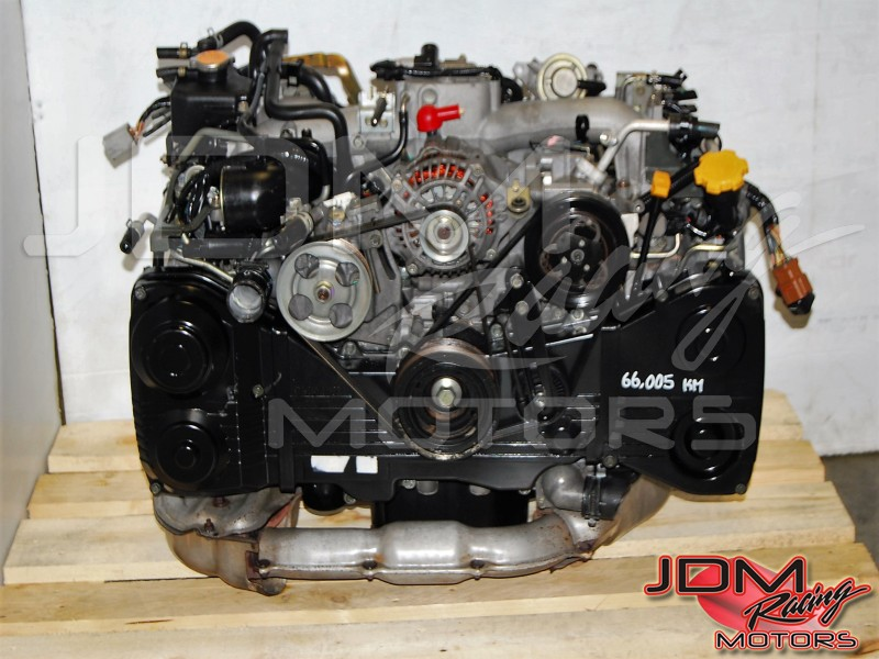 WRX 02-05 EJ20 Engine For Sale, Turbo DOHC AVCS 2 0L EJ20 Motor