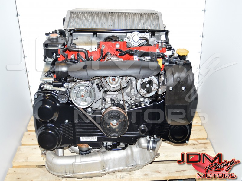 V10 Subaru Sti 2012 2014 Ej207 2 0l Engine Swap For Sale With Vf49 Turbocharger Jdm Ej207hg4le 13d Dohc Replacement Motor Package