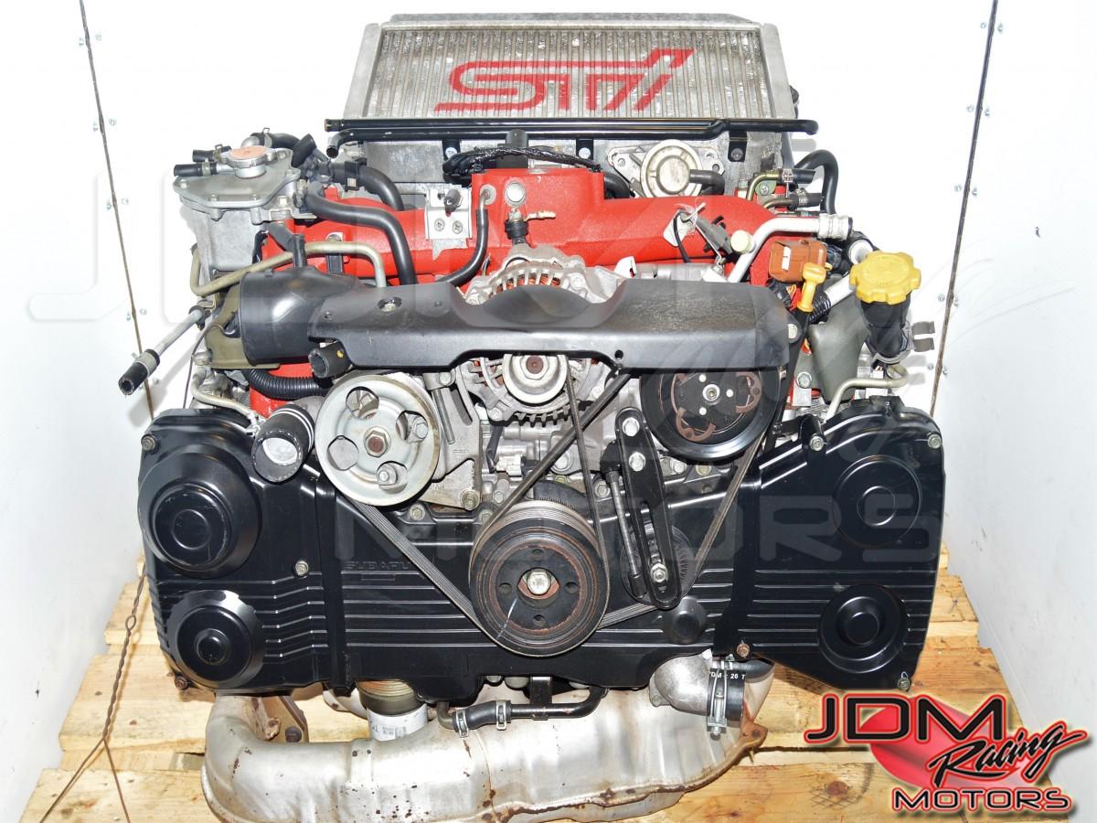 GDB Subaru STi Version 8 02-07 EJ207 2 0L Turbocharged Motor Swap for Sale