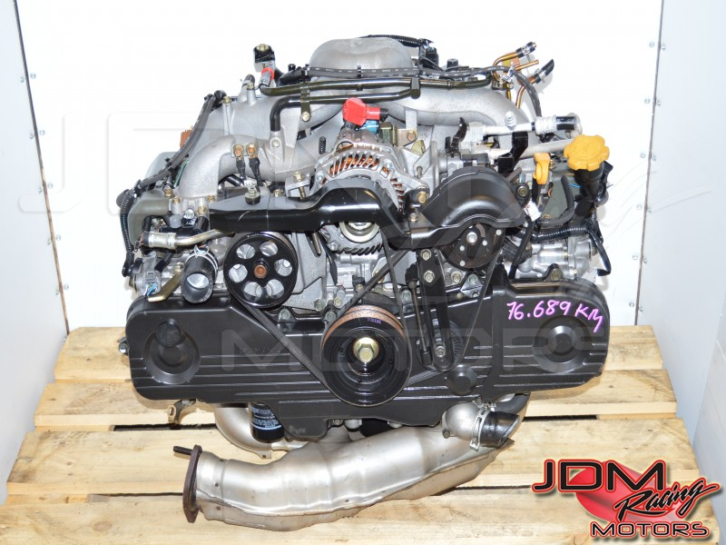 Low mileage Subaru Impreza Replacement Motor EJ203 2 0L Swap For EJ253 2 5L  Engine For Sale Japanese Spec