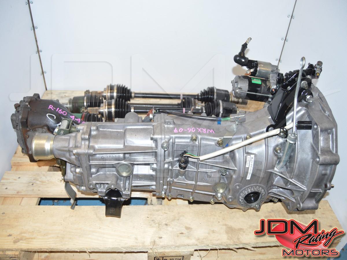 Id 3646 Impreza Wrx 5mt Manual Transmissions Subaru