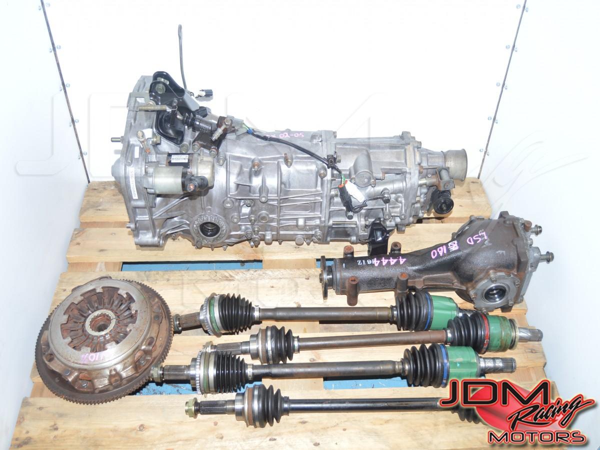 Id 3649 Impreza Wrx 5mt Manual Transmissions Subaru