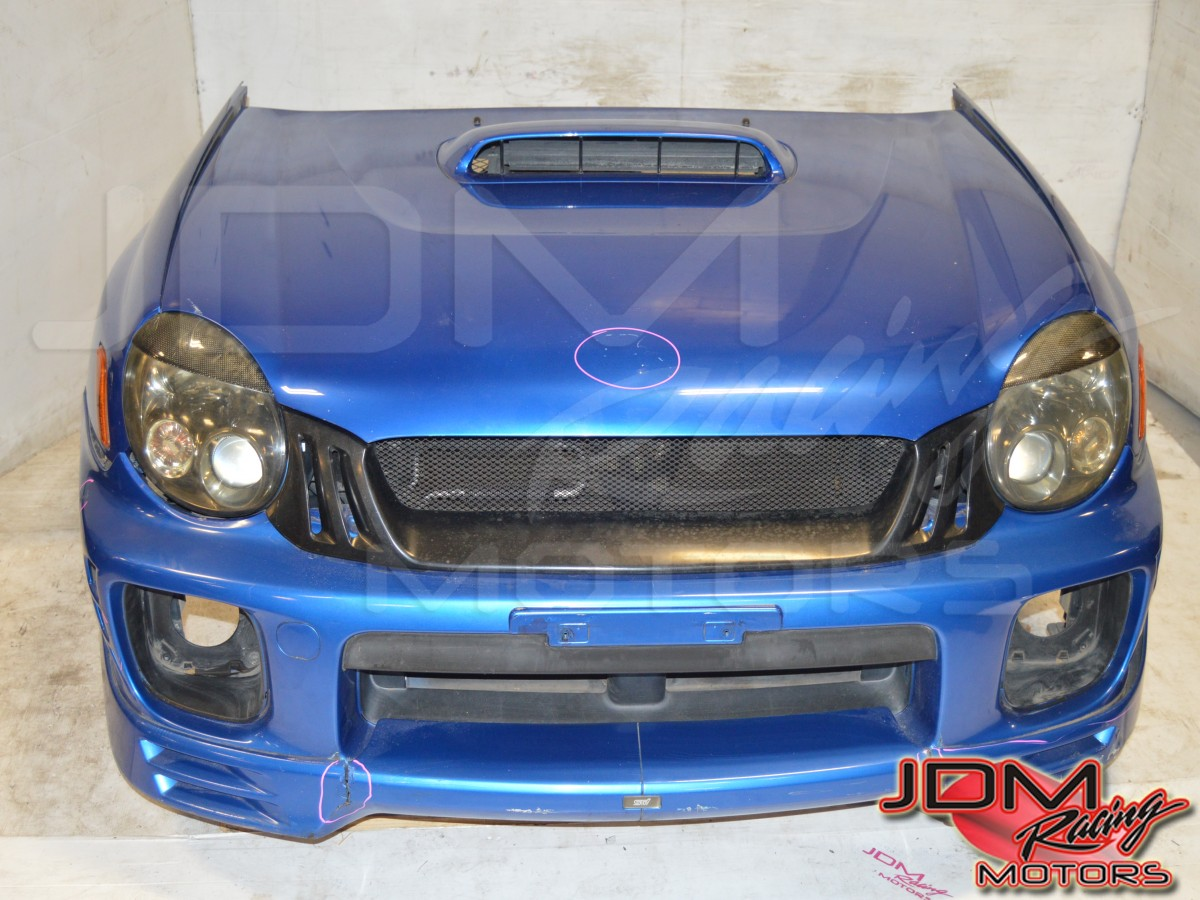 id 3685 sti wrx legacy forester grilles body parts and nose