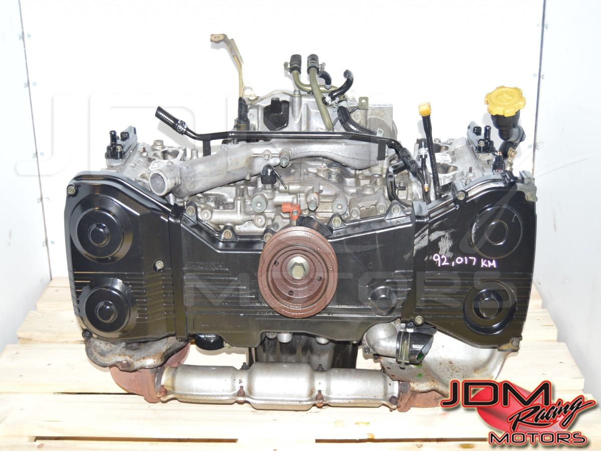 Subaru WRX 2002-2005 GD JDM EJ20 Replacement 2 0L DOHC Long Block Engine
