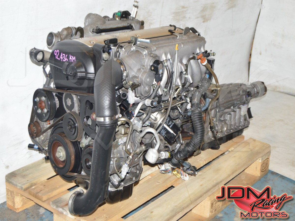 JDM Toyota 1JZ GTE VVTi Engine Swap with 3F Automatic Transmission Complete  Package For Sale