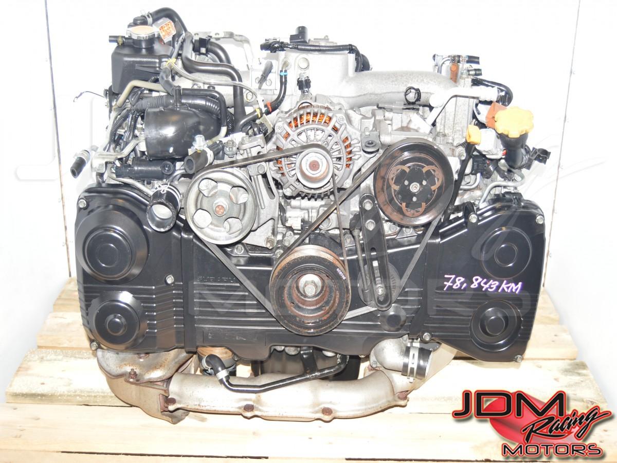 Id 3765 ej205 motors impreza wrx subaru jdm engines for Used subaru motors for sale