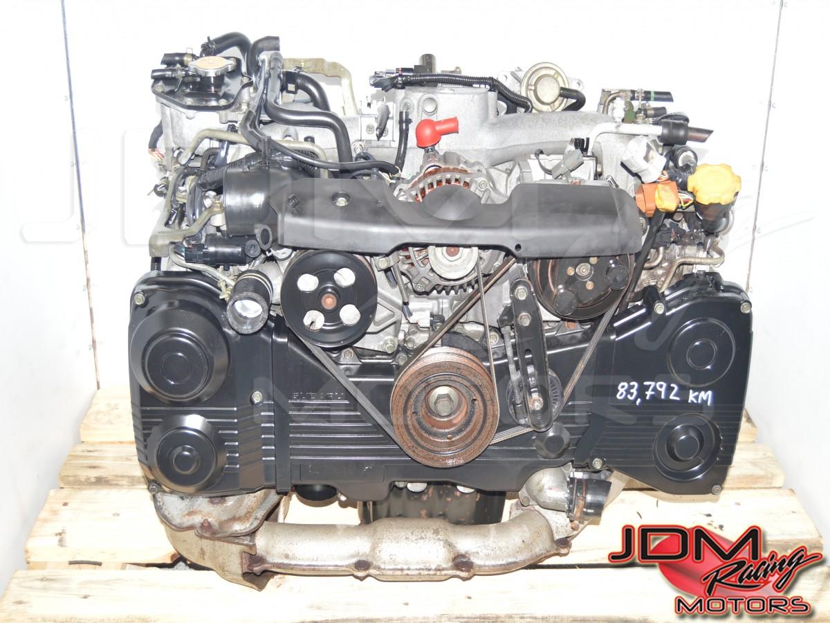 Id 3915 ej205 motors impreza wrx subaru jdm engines for Used subaru motors for sale