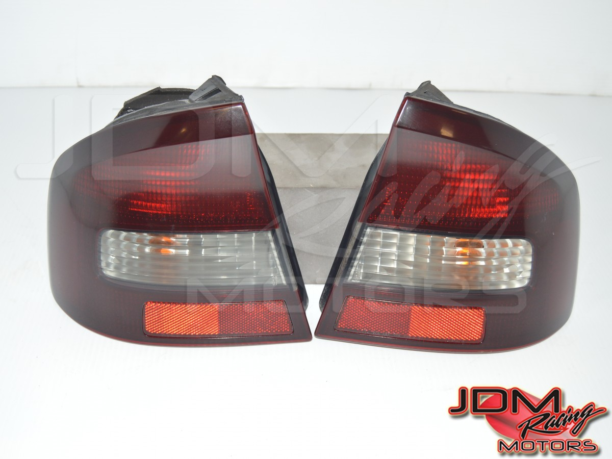 JDM Subaru Legacy 2000-2004 Rear Passenger & Driver Tail Lights Sedan