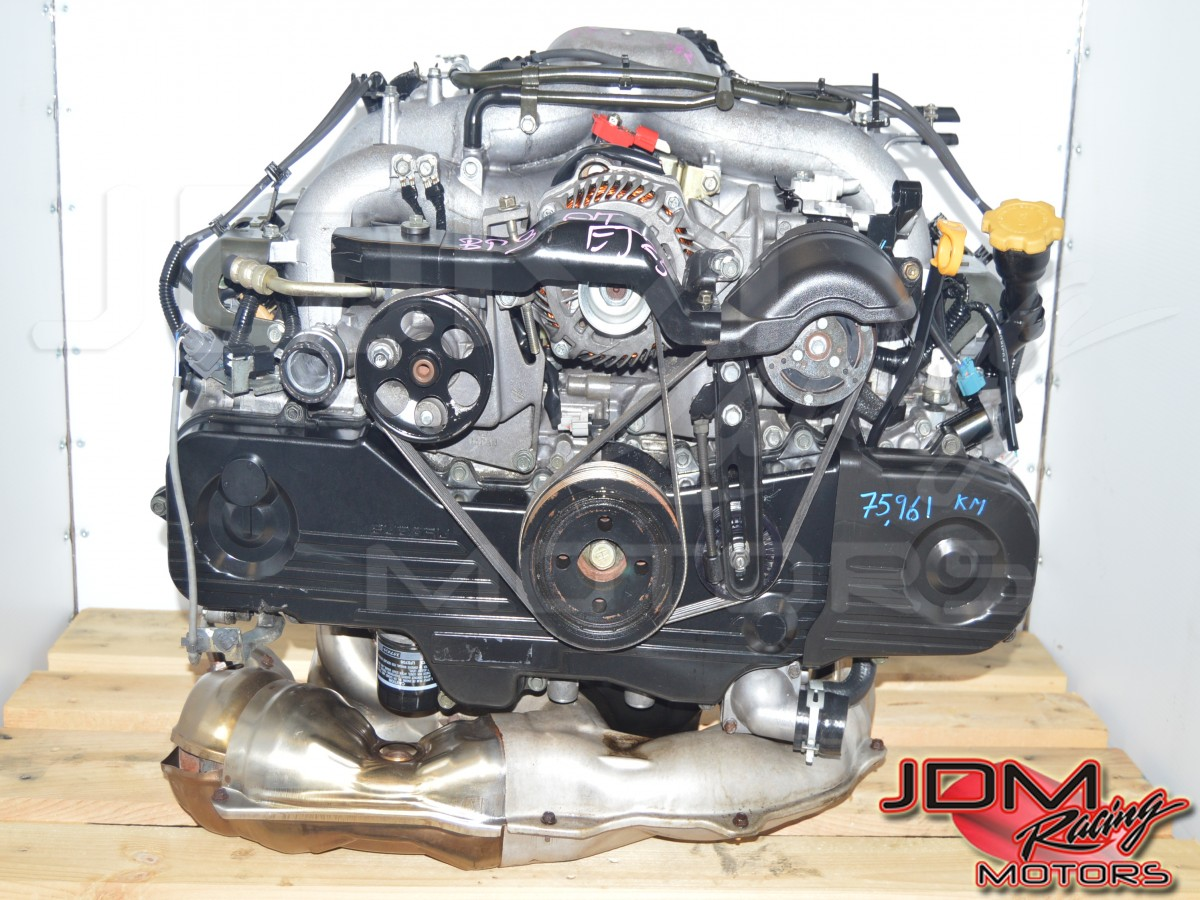 Subaru Impreza, Legacy, Forester EJ253 2 5L SOHC NA AVLS Engine Swap For  Sale JDM 2006-2008