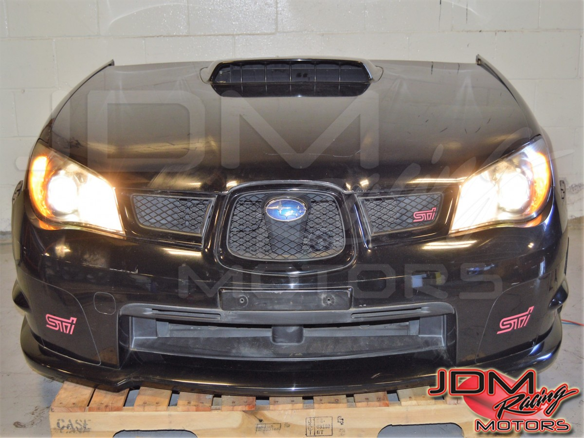 id 4165 sti wrx legacy forester grilles body parts and nose