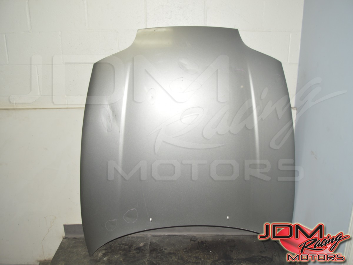 Used MKIV Supra JZA80 2JZ Hood in Silver for 1993-2002 Supras