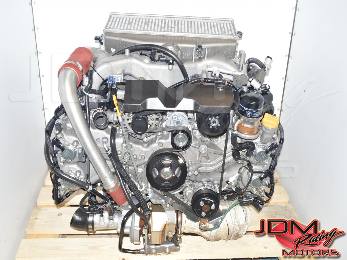 JDM Subaru FA24 2018 2 4L Engine Almost New Low Mileage
