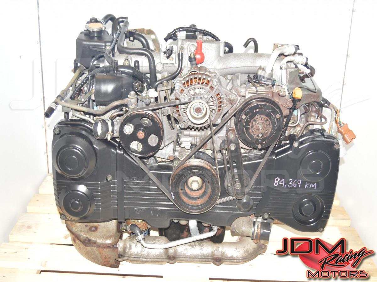 JDM Subaru WRX 2002-2005 EJ20 Engine 2 0L TF035 Turbocharged AVCS Package  for Sale