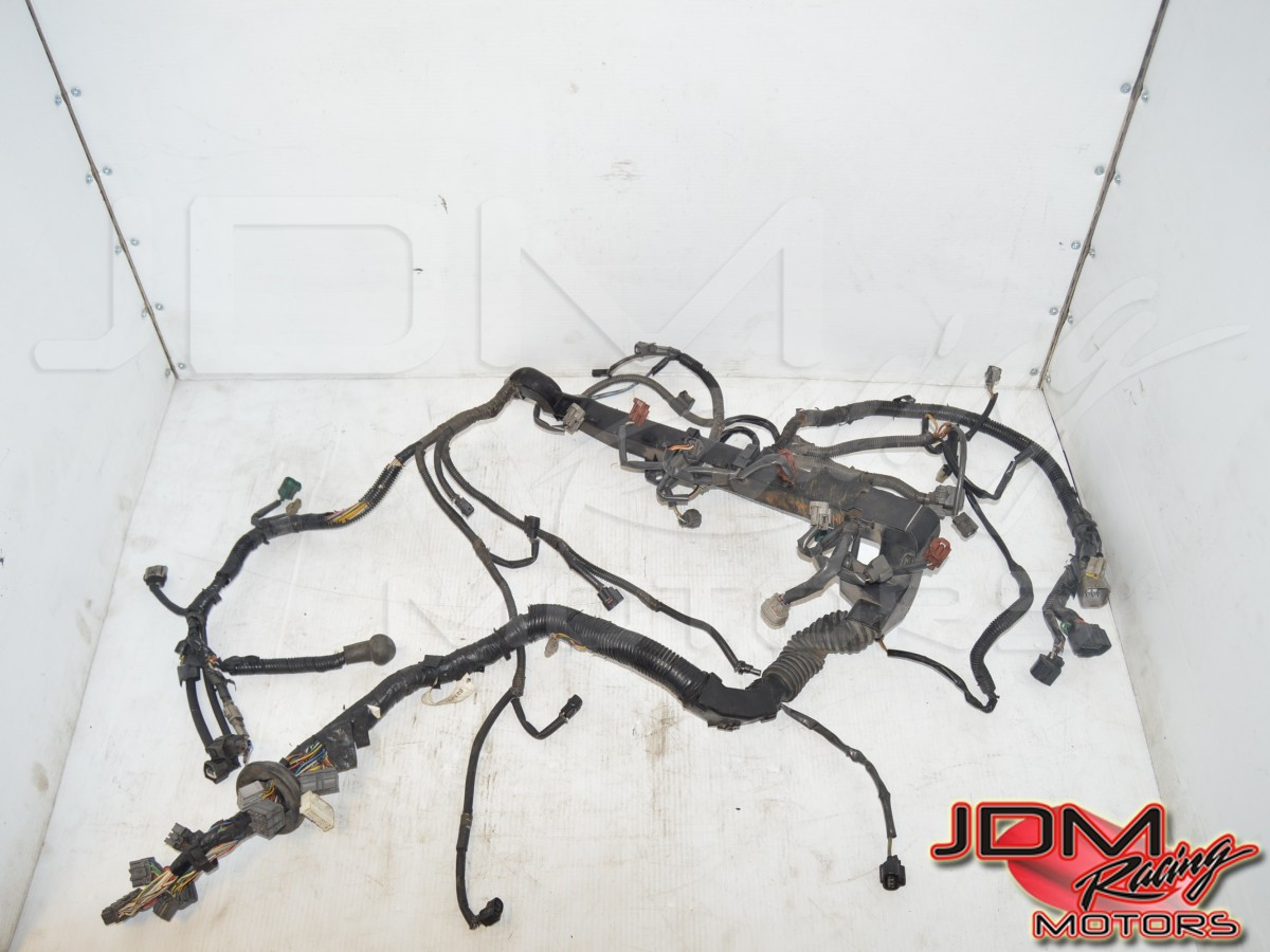 JDM Toyota Supra MKIII 1JZ GTE JZA70 Wiring Bulkhead Harness on