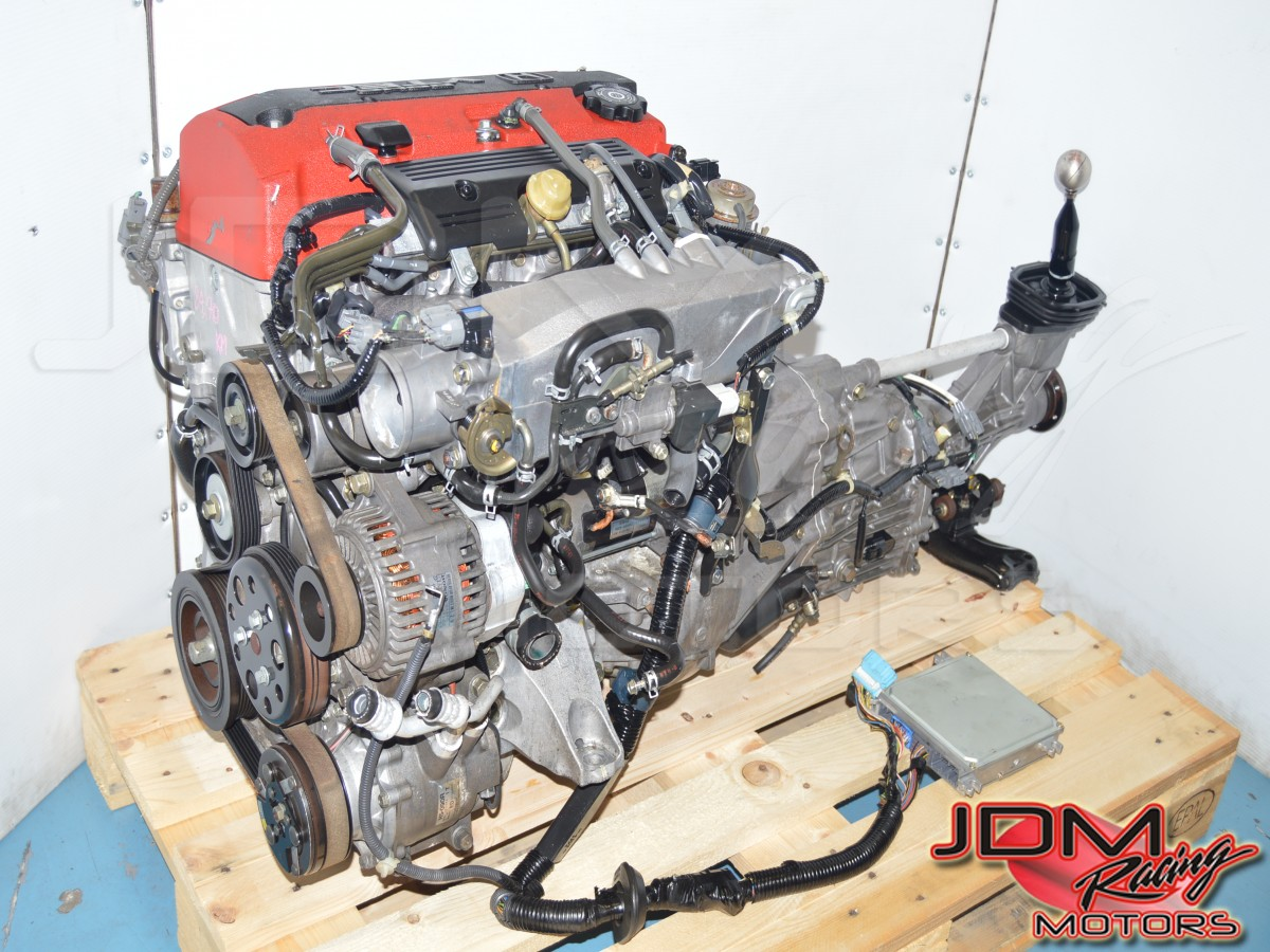 ID 4594   F20B and F22B Engines, DOHC, SOHC, VTEC and Non ...