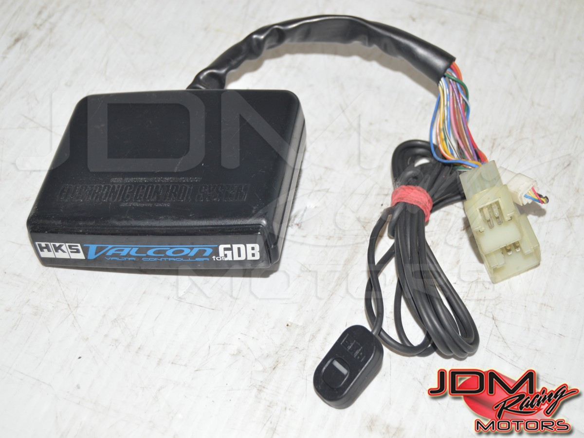 JDM HKS Valcon Electronic AVCS Controller for GDB AVCS Equipped Subarus
