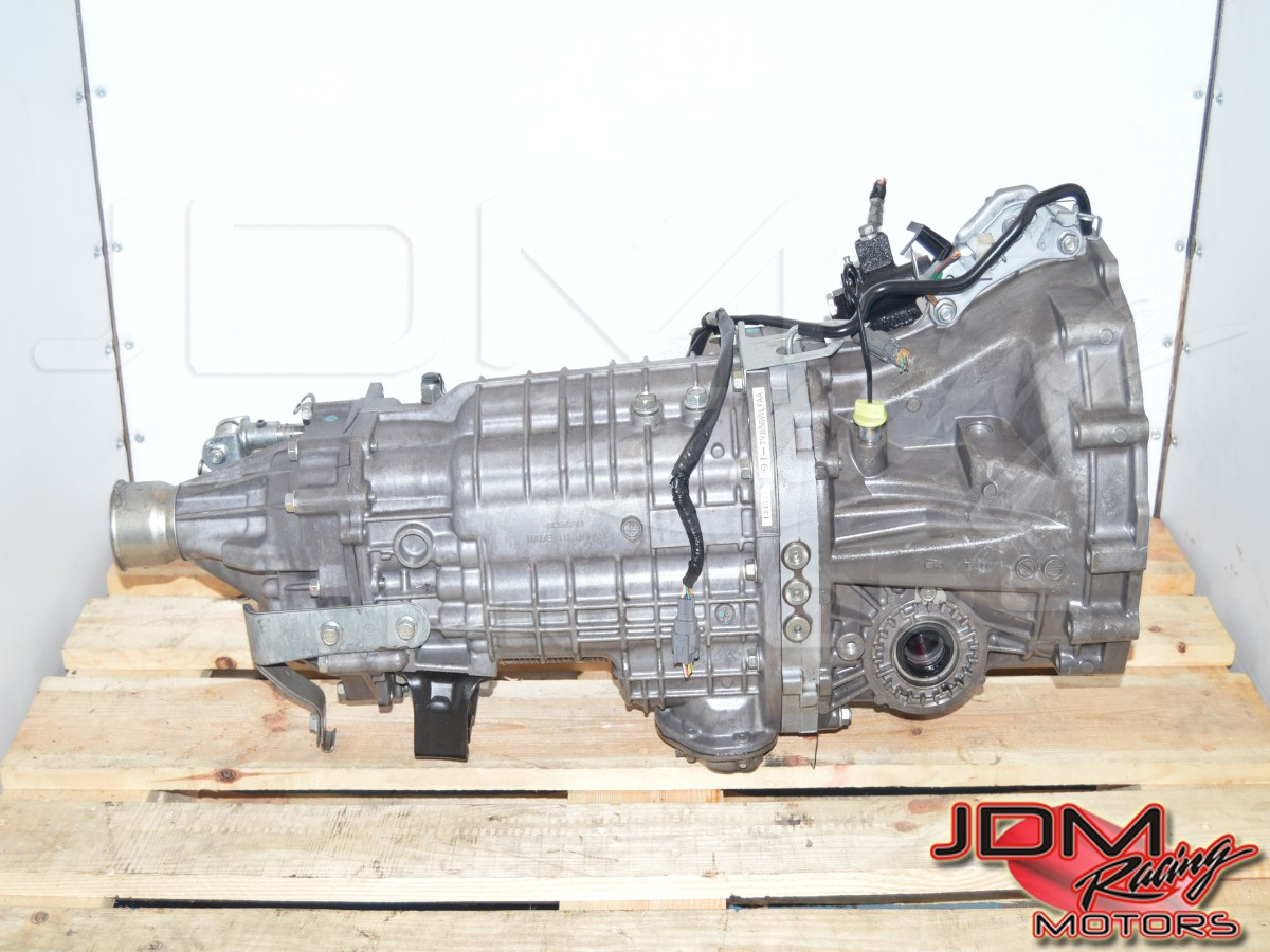 Used Subaru Legacy JDM 6-Speed TY856WLFAA Legacy B4 S402 3.54 Non-dccd Transmission Replacement