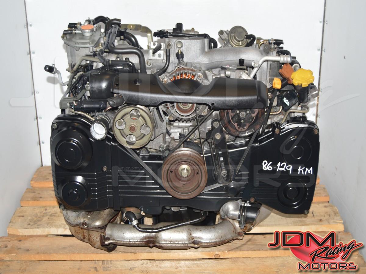 JDM Subaru WRX 2002-2005 DOHC AVCS EJ205 2 0L TD04 Turbo Engine Swap