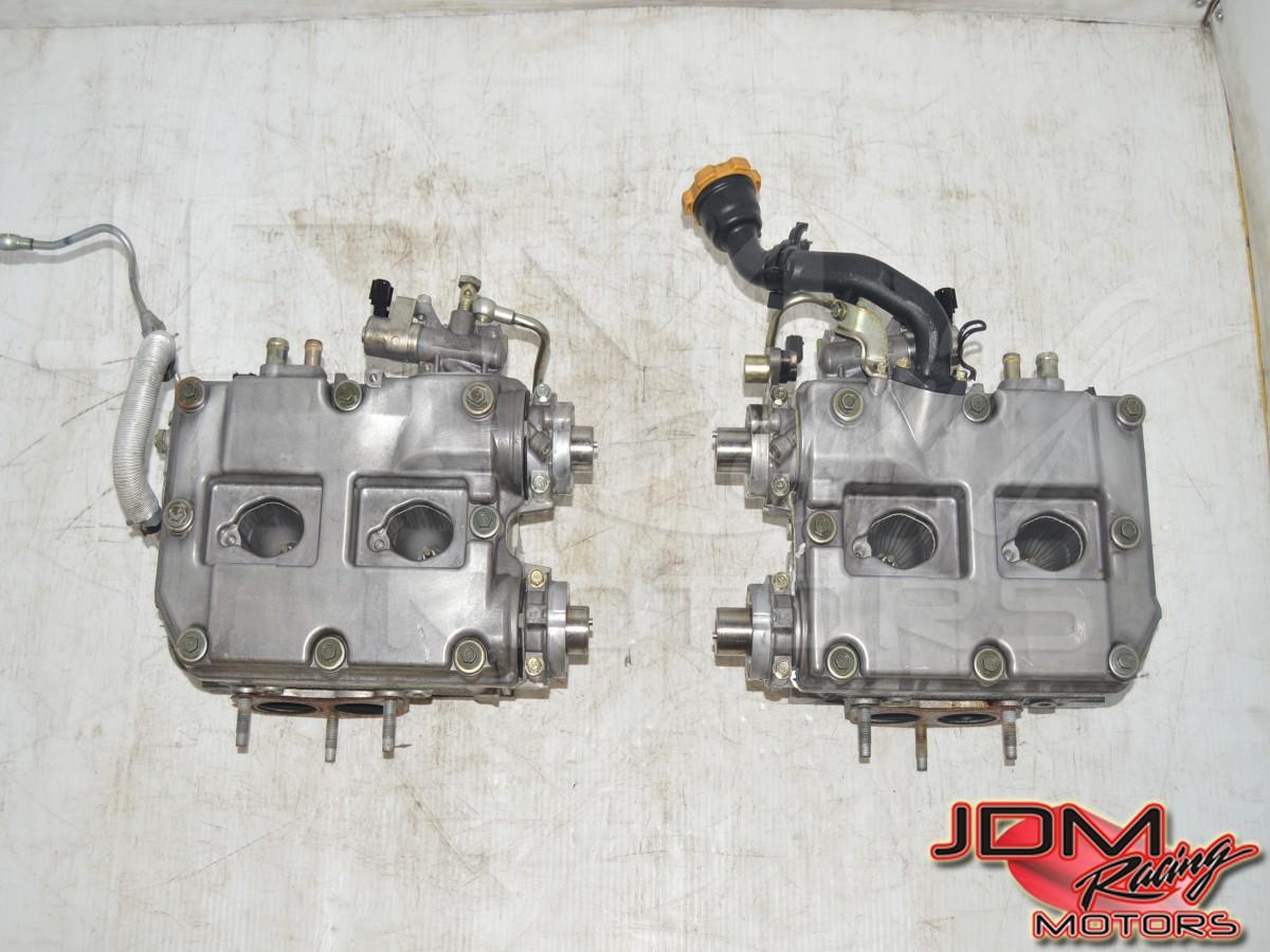 JDM Subaru Version 8 EJ207 RHT20006 LHT20012 AVCS Complete Heads