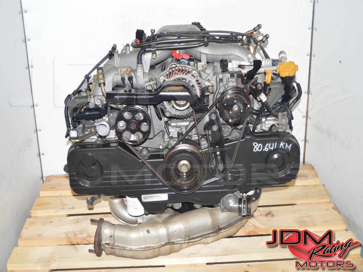 Used Subaru Impreza RS EJ20 EJ203 SOHC Replacement NA Long Block Motor for  Sale
