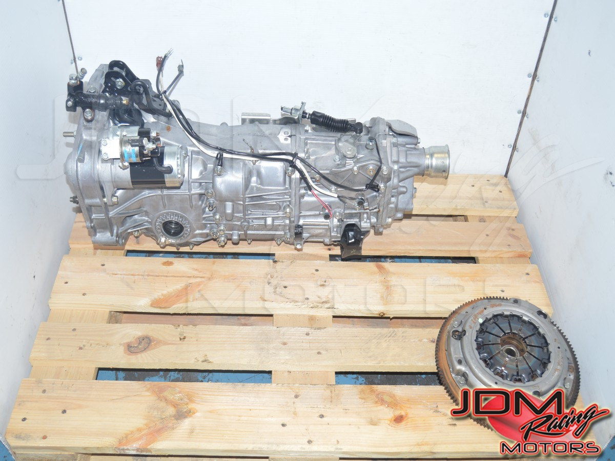 Used Subaru 6-Speed Manual FB20A Compatible WRX Transmission 2013+ Swap for Sale, JDM TY751SDZDA Forester SJ5 6MT & Clutch Assembly