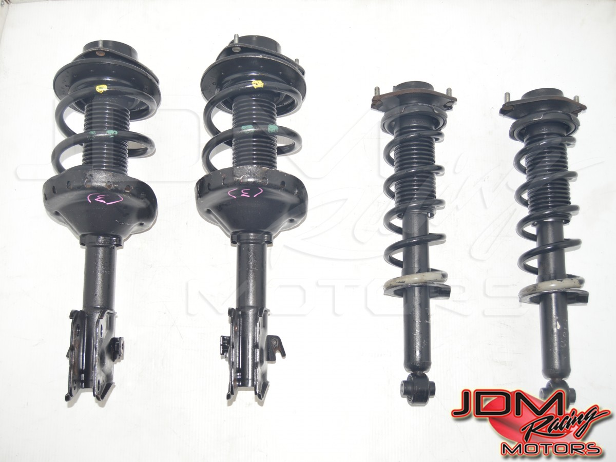 5x114 JDM Subaru GR 2008-2014 WRX STi Complete Strut Assembly for Sale