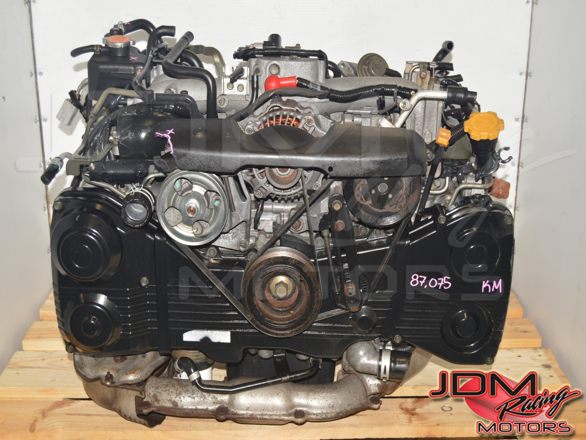 JDM AVCS EJ205 WRX 2002-2005 USDM Compatible 2.0L DOHC TD04 Turbocharged Motor for Sale