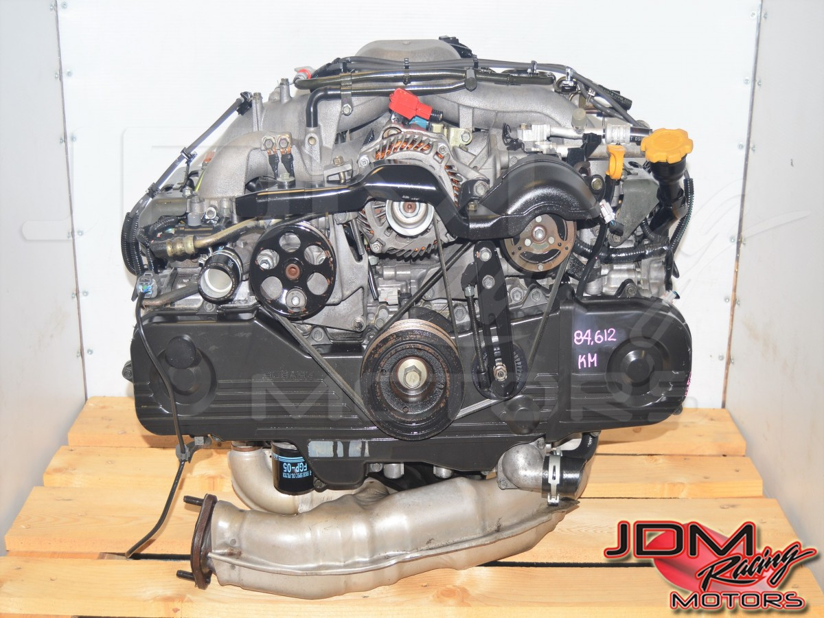 SOHC Impreza RS 2.0L Replacement EJ203 2004 Naturally-Aspirated Non-Turbo Engine for Sale