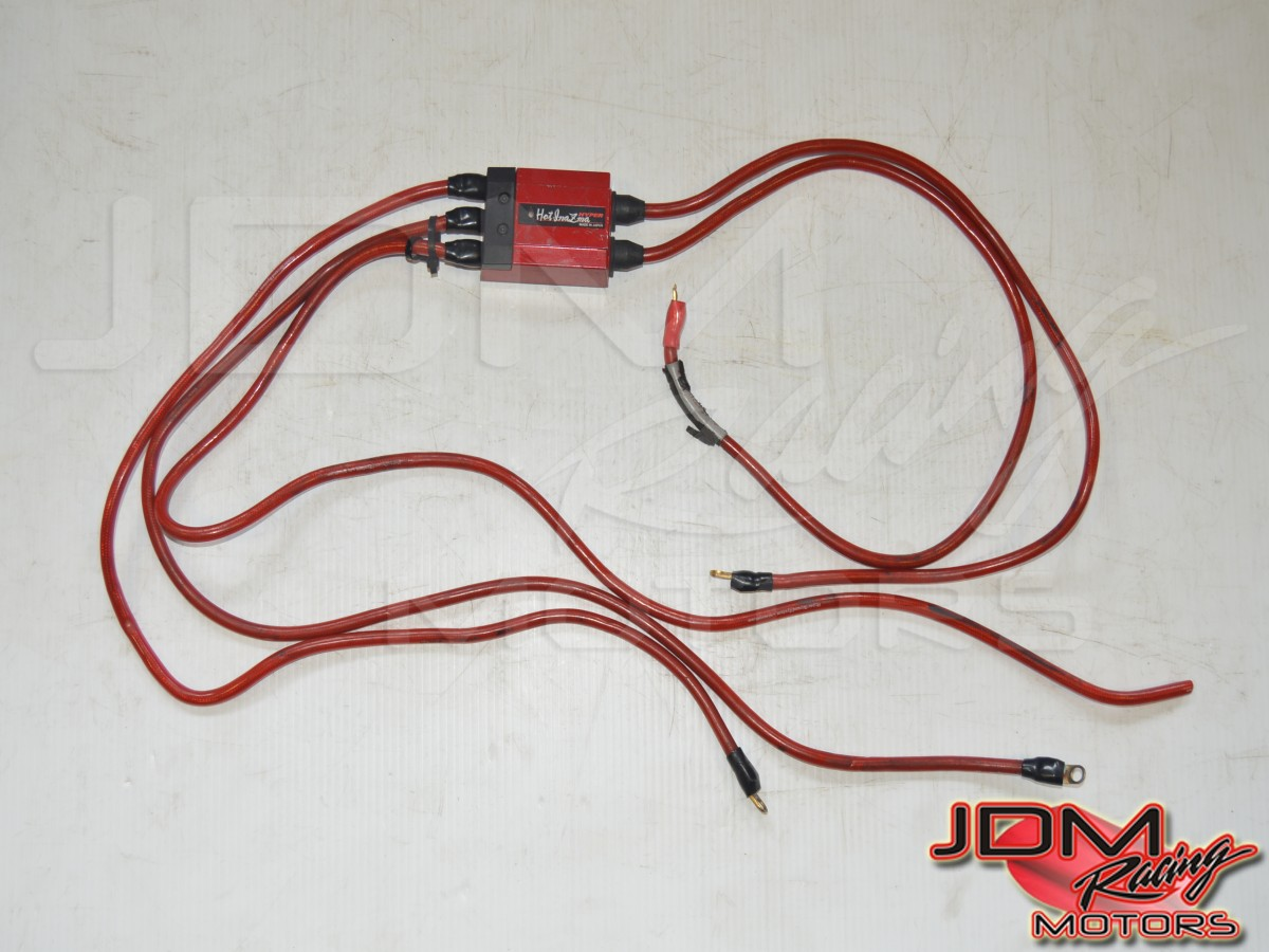Universal Hot InaZma Hyper Grounding Kit Voltage Stabilizer for Subaru's