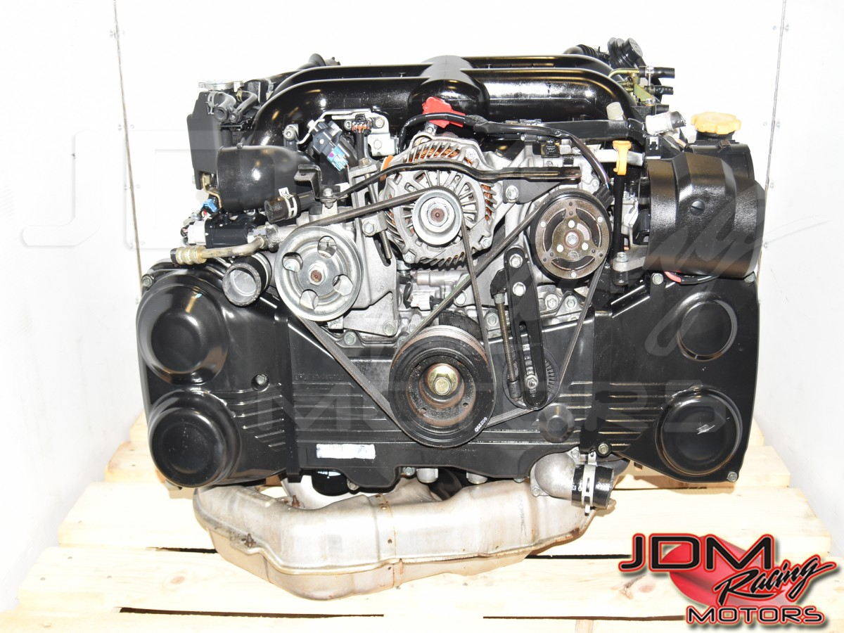 Used JDM Subaru EJ20X 2.0L Replacement Dual AVCS 2008-2014 Engine for Sale